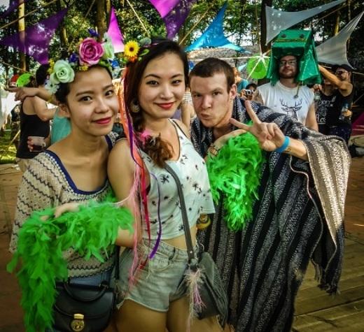 Những lễ hội đa dạng, đặc sắc củanhiều vùng miền.(Ảnh: Buzzfeed)
