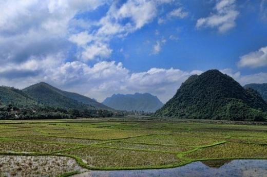 Mẹ Thiên nhiên đã ưu ái bantặng cho Việt Nam những thắng cảnh kì vĩkhiến du khách chẳng muốn về.Hãy thửđặt chân tới tất cả những vùng đất tuyệt vời này nhé.(Ảnh: Buzzfeed)