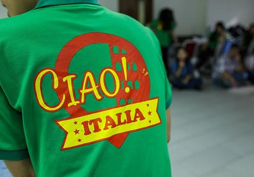 Chương trình The Culture Link mùa 3 với chủ đề Ciao Italia hứa hẹn sẽ mang đến những tiết mục hết sức hoành tráng cho khán giả.