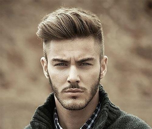 Undercut vài năm trở lại đây là một trong những mẫu tóc thịnh hành được nhiều người sử dụng nhất. Ảnh minh họa.