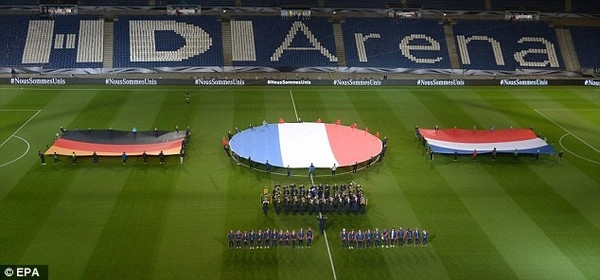 Theo dự kiến, trận đấu giao hữu giữa đội chủ nhà và Hà Lan sẽ diễn ra vào lúc 2 giờ 45 phút (giờ Việt Nam) trên SVĐ HDI Arena, thành phố Hanover, Đức.