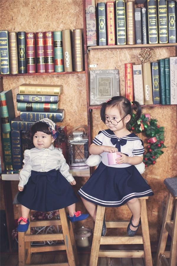 Sunny xinh xắn và đáng yêu bên chị gáiCherry. - Tin sao Viet - Tin tuc sao Viet - Scandal sao Viet - Tin tuc cua Sao - Tin cua Sao