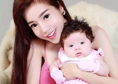 """Có thể nói, """"công chúa nhỏ"""" Mộc Trà luôn dẫn đầu các bảng xếp hạng những em bé xinh xắn nhất showbiz Việt. - Tin sao Viet - Tin tuc sao Viet - Scandal sao Viet - Tin tuc cua Sao - Tin cua Sao"""