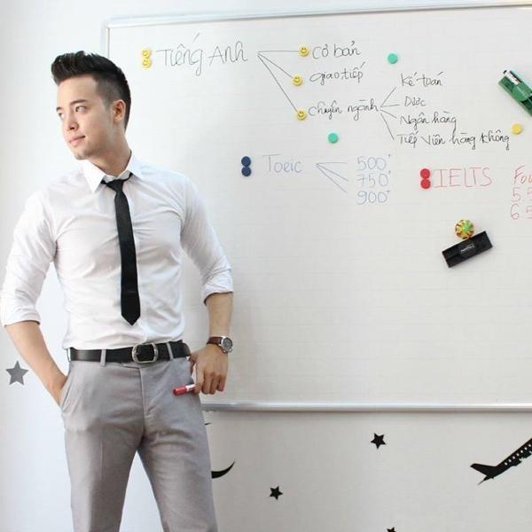 Những giáo viên đẹp trai-xinh gái khiến bạn ngẩn ngơ khi tới trường