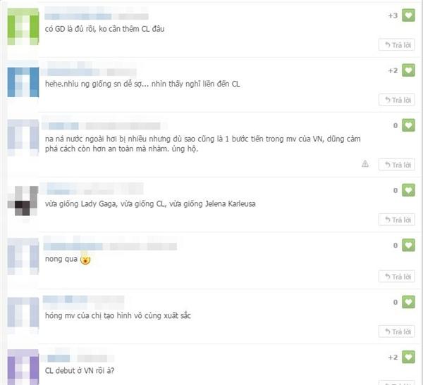 Khá nhiều ý kiến cho rằng tạo hình của Đông Nhikhá giống cô nàng cá tính CL của 2NE1 trong MV Come Back Home vào năm 2014. - Tin sao Viet - Tin tuc sao Viet - Scandal sao Viet - Tin tuc cua Sao - Tin cua Sao