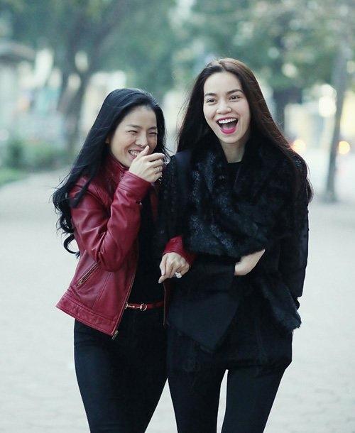 """Không ít fan đã tỏ ra """"sững sờ"""" khi biết mối quan hệ giữa Hà Hồ và Lệ Quyên đã rạn nứt. - Tin sao Viet - Tin tuc sao Viet - Scandal sao Viet - Tin tuc cua Sao - Tin cua Sao"""