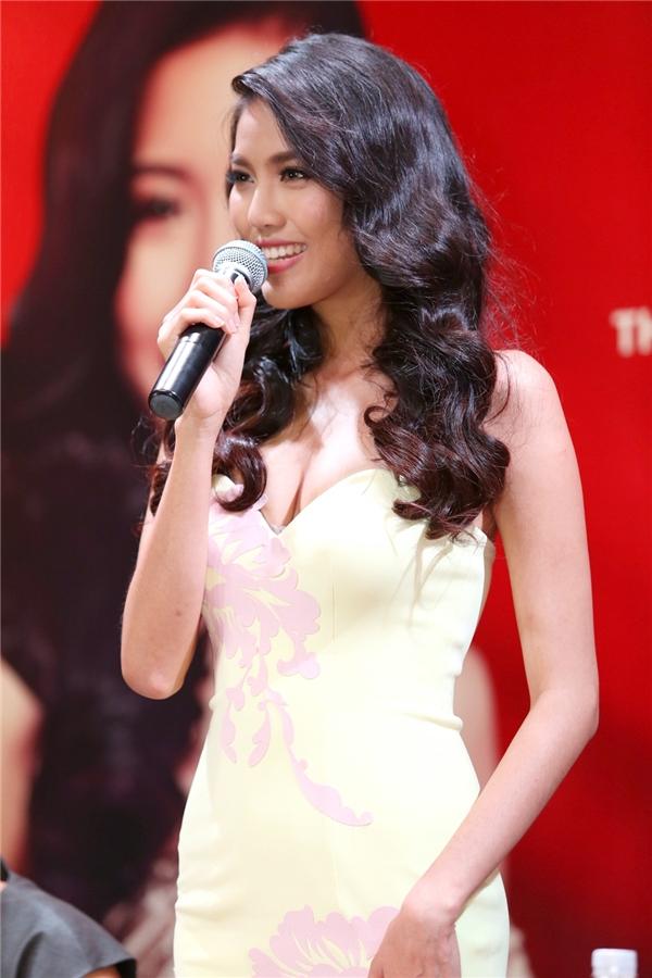 Lan Khuê: Tôi không cảm thấy áp lực trước chiến thắng của Thúy Vân - Tin sao Viet - Tin tuc sao Viet - Scandal sao Viet - Tin tuc cua Sao - Tin cua Sao
