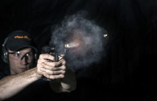 Con người vẫn có thể nhìn được đạn bay, nhưng phải làlúc nguy cấp. (Ảnh: Internet)
