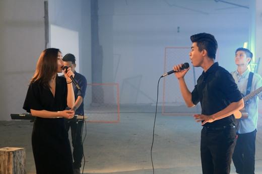 """Nhạc sĩ Đỗ Hiếu """"khoe giọng"""" cùng Giang Hồng Ngọc qua ca khúc """"Phải quên anh thôi"""" và bản kết hợp những ca khúc là """"hit"""" như """"Gạt đi nước mắt"""", """"Mình em với em"""", 'Em của ngày hôm qua"""" và """"Chưa bao giờ"""" - Tin sao Viet - Tin tuc sao Viet - Scandal sao Viet - Tin tuc cua Sao - Tin cua Sao"""