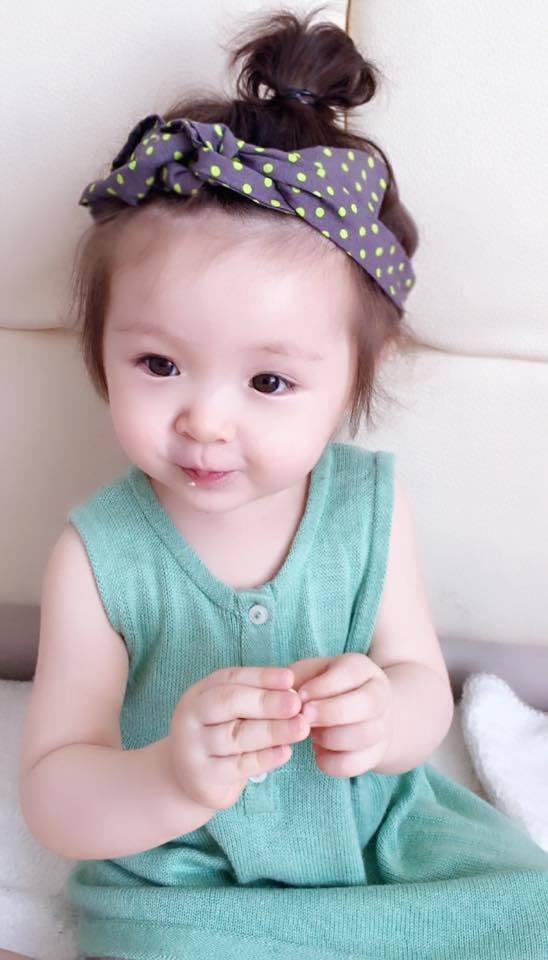 """Cô công chúa nhỏCadie Mộc Tràsẽ là cái tên """"siêu hot"""" trong tương lai. (Ảnh:Internet)"""
