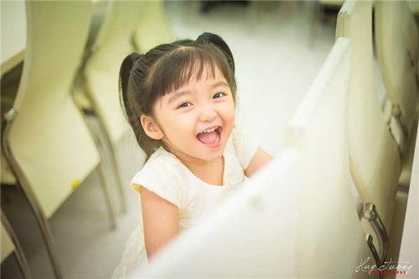 Những thiên thần nhí Việt sẽ làm mưa gió khi trưởng thành