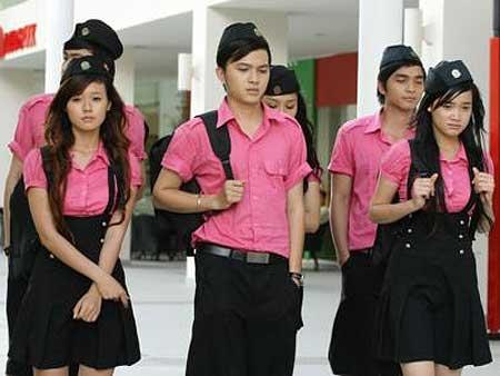 Ngoài Miu Lê, bộ phim còn có sự tham gia diễn xuất của Nam Cường, Midu, NhãPhương. (Ảnh: Internet)