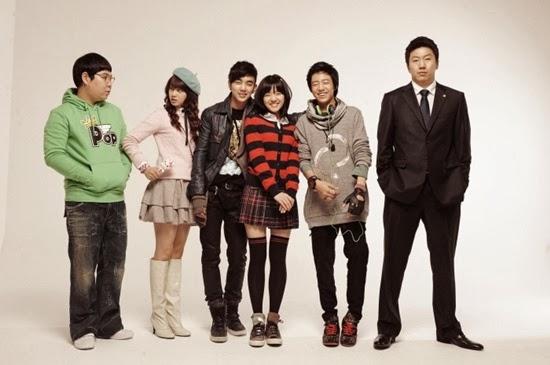 Bộ phim với sự tham gia của Yoo Seung Ho, Ji Yeon, Lee Hyung Woo, Kim Soo Ro. (Ảnh: Internet)