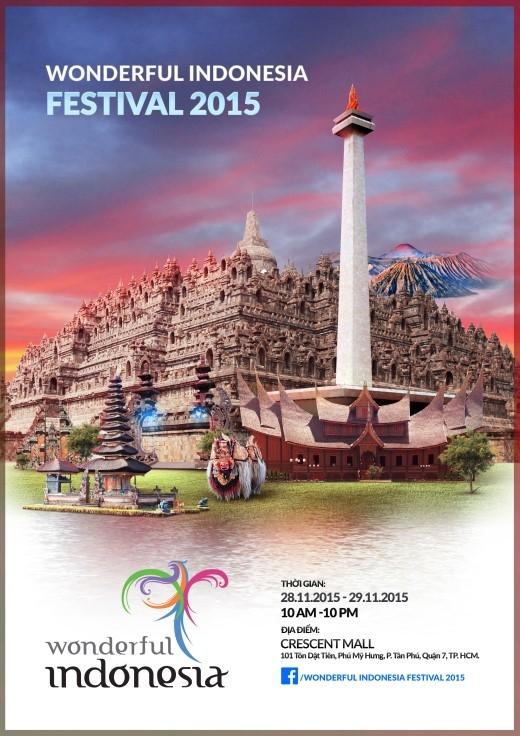 Indonesia - Thiên đường du lịch nghỉ dưỡng tuyệt vời