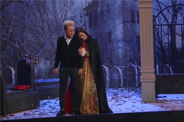 Lấy cảm hứng từ tiểu thuyết Twilight (Chạng vạng), Trấn Thành và Phương Tinh Joilevào vai đôi tình nhân yêu trong lén lút. - Tin sao Viet - Tin tuc sao Viet - Scandal sao Viet - Tin tuc cua Sao - Tin cua Sao