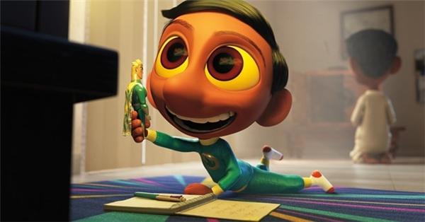 Sanjay's Super Team của xưởng Pixar là ứng cử viên nặng ký cho tượng vàng Oscar 2016 hạng mục Phim hoạt hình ngắn xuất sắc.
