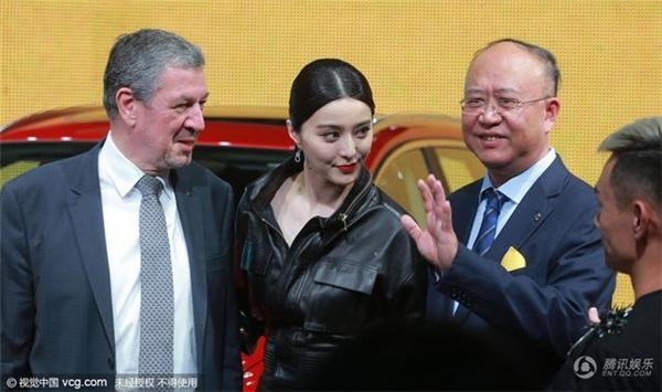 Ngày 20/11, Phạm Băng Băng tham dự triển lãm ôtô Quảng Châu để quảng bá cho một thương hiệu xe hơi của Trung Quốc.