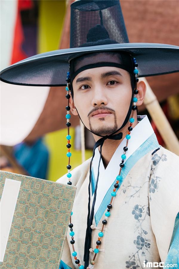 Ngất ngây với thời trang cổ trang tuyệt mĩ nhất màn ảnh Hàn