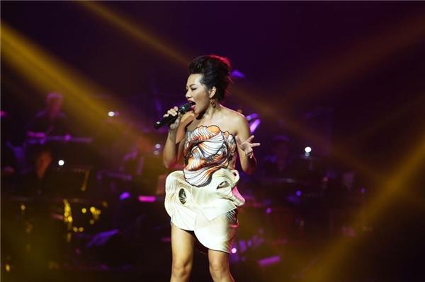 Trong làng giải trí Việt Nam, Trương Thanh Long - Võ Công Khanh tạo nên dấu ấn bởi những thiết kế hiện đại, tinh tế, ấn tượng. Vừa qua, những trang phục của diva Hà Trần trên sân khấu đã nhận được nhiều lời khen ngợi dưới bàn tay tài hoa của Võ Công Khanh.