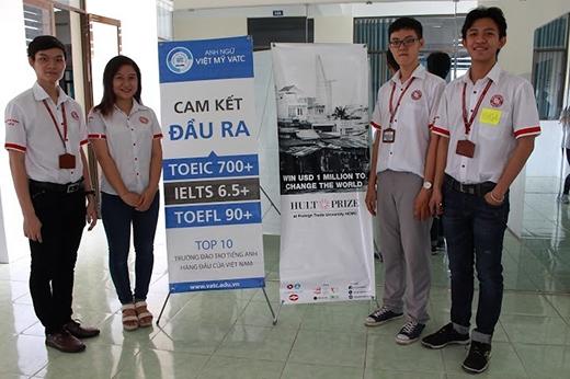 Cuộc thi là một trải nghiệm cực kì quý báu với sinh viên FTU2.