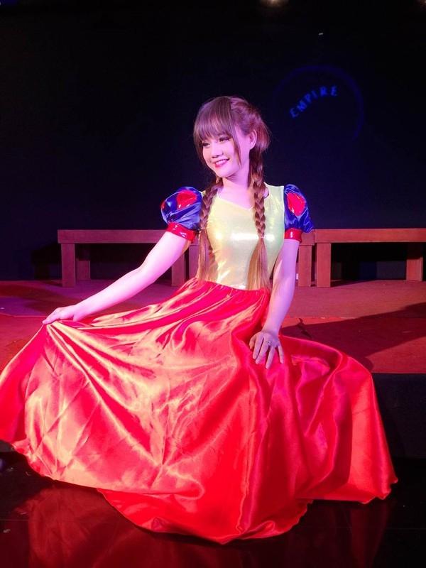 Trúc Ly hiện tại là diễn viên của một nhóm kịch nhỏ tại TP. Hồ Chí Minh.