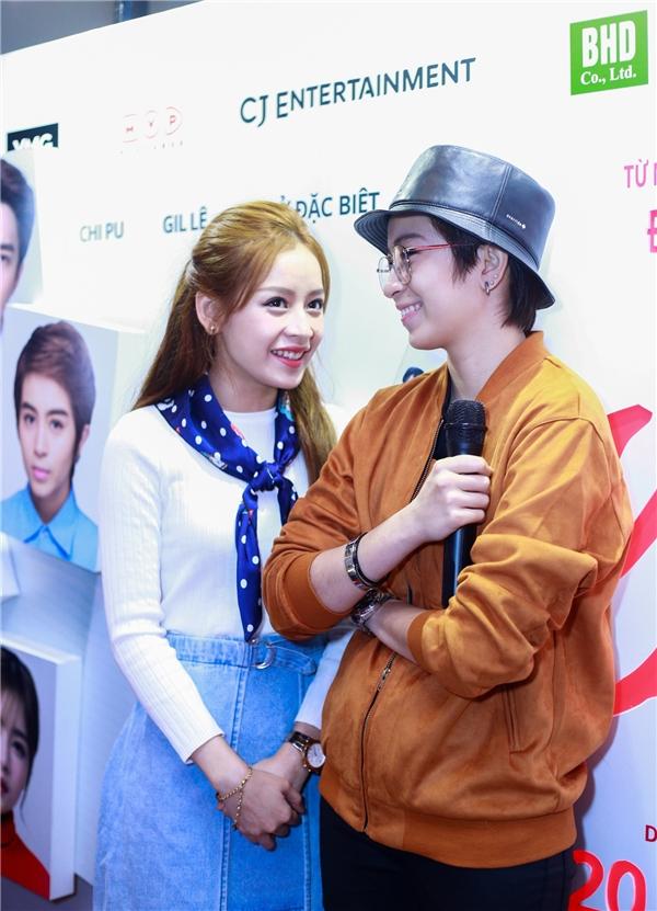 Chi Pu -Gil Lê được khán giả đánh giá cao qua vai diễn Nhi và Tú trong phim Yêu. - Tin sao Viet - Tin tuc sao Viet - Scandal sao Viet - Tin tuc cua Sao - Tin cua Sao