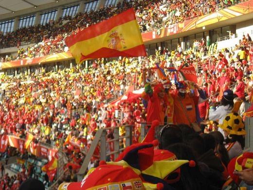 Có lẽ quốc ca Tây Ban Nha là dễ hát nhất thế giới, bởi đơn giản bạn chỉ cần... im lặng. Đây là một trong số ít quốc gia có quốc ca không lời trên thế giới. (Ảnh: Internet)