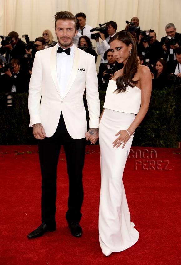 Beckham - Victoria: cặp đôi mặc đẹp từ thảm đỏ đến đường phố