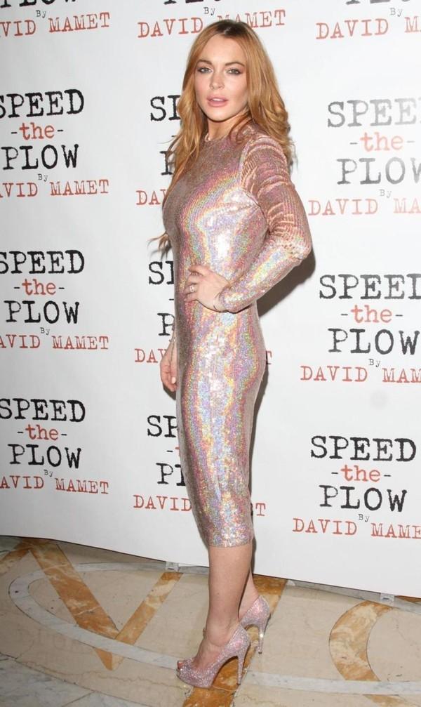 Hình ảnh hiện giờ thì cho thấy nữ diễn viên đã vượt qua được thời kỳ đó và trở về với thân hình bình thường, khỏe mạnh