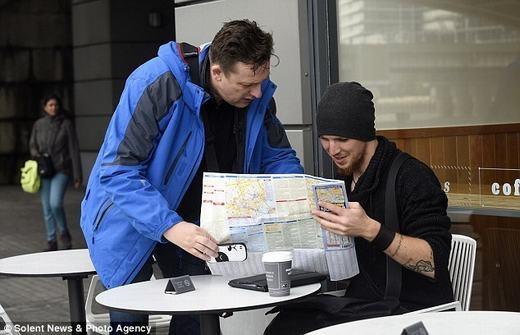 """""""Công cụ để che mắt"""" của những tên trộm. (Ảnh: Solent News & Photo Agency)"""