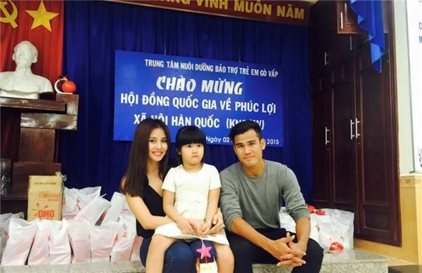 Sau gần 5 năm yêu nhau, Phan Thanh Bình và Thảo Trang đã quyết định tiến tới cuộc sống hôn nhân vào ngày 14/2/2009.