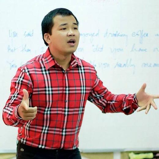 Thầy giáo dạy tiếng Anh - Nguyễn Chí Thoại đã qua đời ở tuổi 27. Ảnh: FB