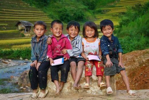 Chắc chắn bạn sẽ không thể nào quên những nụ cười này. (Ảnh: Internet)