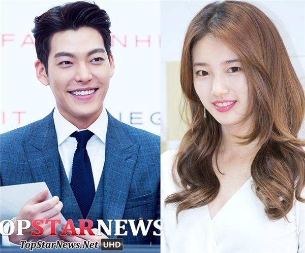 Hẹn hò lãng mạn, Kim Woo Bin thản nhiên gối đầu lên chân Suzy
