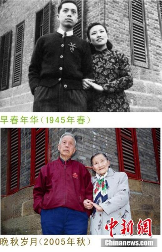 Ngưỡng mộ chuyện tình bất chấp thời gian của cặp đôi gần trăm tuổi