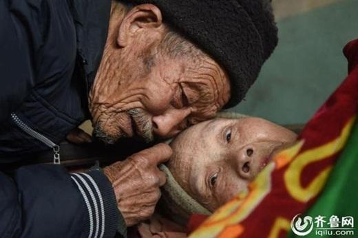 Cả hai ông bà sống với nhau tạithành phố Lâm Nghi, tỉnh Sơn Đông, Trung Quốc. (Ảnh: Iquilu)