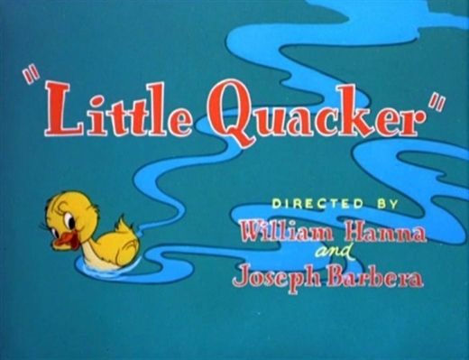 Cô vịt đáng yêu Quacker.