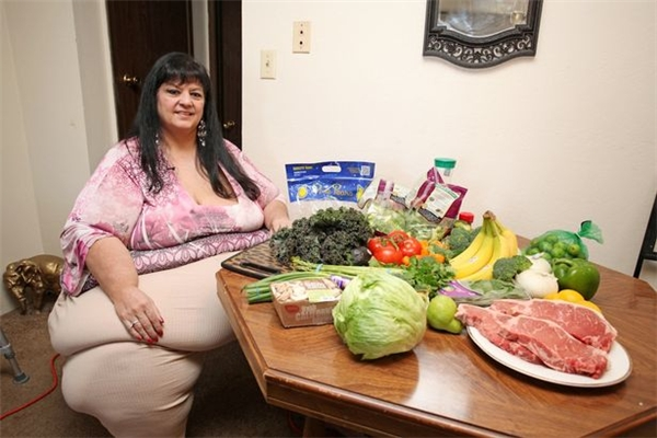 Patty đã quyết định giảm cân bằng chế độ lowcarb.