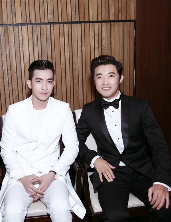 Võ Cảnh vàAhn Jae Wook - Tin sao Viet - Tin tuc sao Viet - Scandal sao Viet - Tin tuc cua Sao - Tin cua Sao