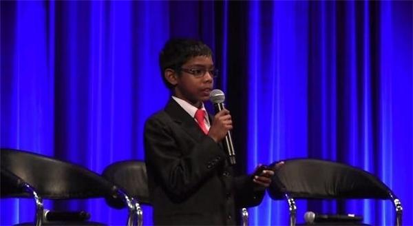 Thần đồngReubentrở thành CEO và chuyên gia an ninh mạng khi mới 9 tuổi. (Ảnh Internet)