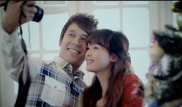 """MV """"Anh nhớ mùa đông ấy"""" của Lê Hoàng đóng vớiViệt Huê. - Tin sao Viet - Tin tuc sao Viet - Scandal sao Viet - Tin tuc cua Sao - Tin cua Sao"""