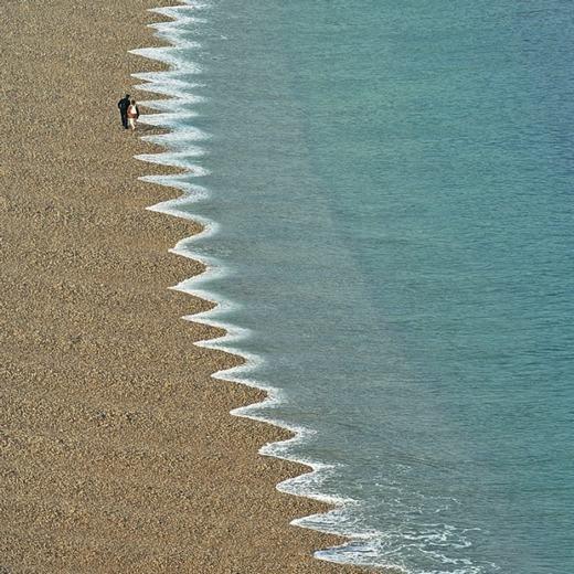 """""""Hàm răng"""" của biển? (Ảnh: Internet)"""