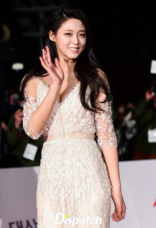 Xuất thân là thần tượng Kpop nhưng Seolhyun (AOA) nhận về không ít lời khen ngợi khi lấn sân sang lĩnh vực diễnxuất. Giải thưởng yêu thích do khán giả bình chọn chính là nguồn động lực to lớn giúp cô nàng phát huy tài năng hơn nữa trong thời gian tới.