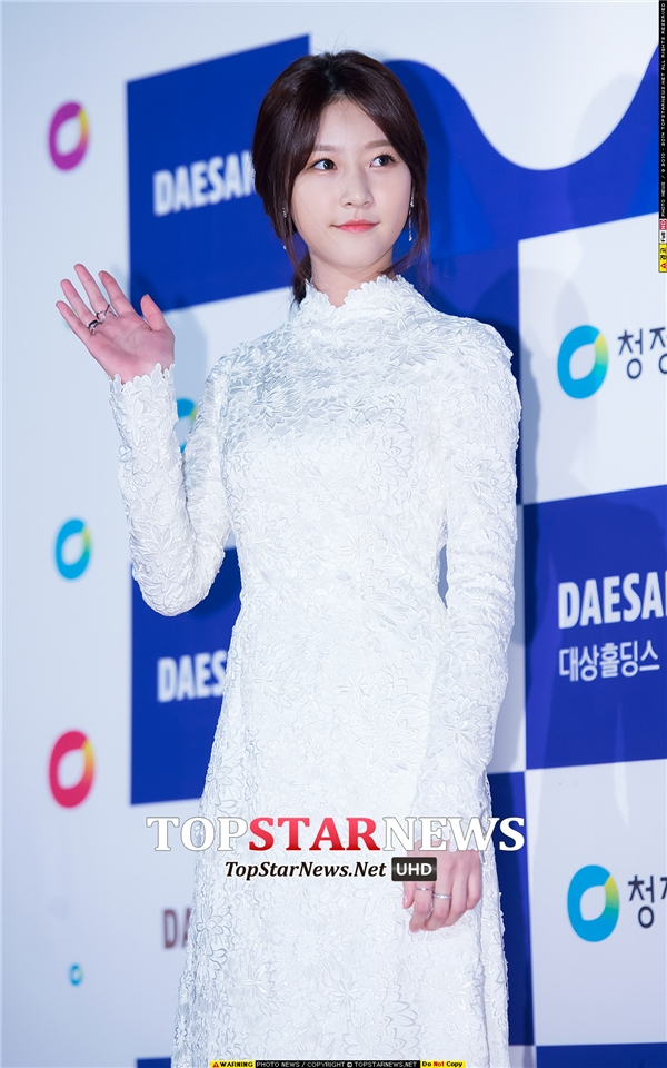 Không còn là cô gái nhỏ bénăm nào, Kim Sae Ron giờ đây đã trở thành một thiếu nữ 15 tuổi xinh đẹp, rạng ngời và ngày càng chứng tỏ tài năng diễn xuất qua nhiều vai diễn đa dạng.
