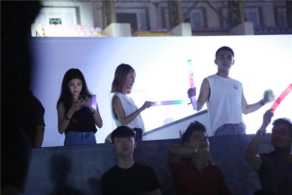 Will 365 và Quỳnh Anh Shyn cùng nhau tham gia lễ hội âm nhạcHypersonic Music Festival. - Tin sao Viet - Tin tuc sao Viet - Scandal sao Viet - Tin tuc cua Sao - Tin cua Sao