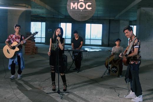 Vũ Thảo My tự tin cover hit của Sam Smith - Tin sao Viet - Tin tuc sao Viet - Scandal sao Viet - Tin tuc cua Sao - Tin cua Sao