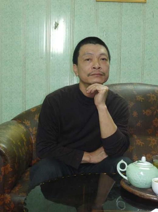 Ông Phong đã tìm được con trai nhờ mạng xã hội. Ảnh: Internet