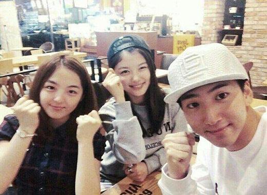 Đeo nhẫn đôi, Kim Yoo Jung bị nghi hẹn hò với thành viên iKon