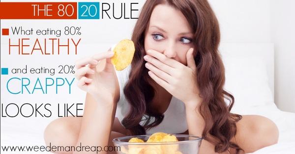 6 quy tắc ăn uống giúp bạn giảm 10cm vòng eo