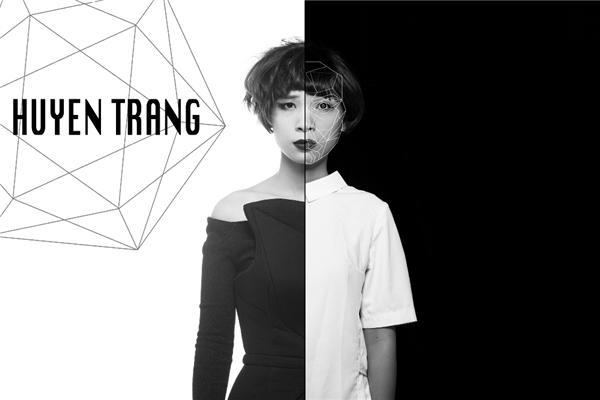 Lê Thị Huyền Trang và thiết kếđậm chất nữ tính, sang trọng.